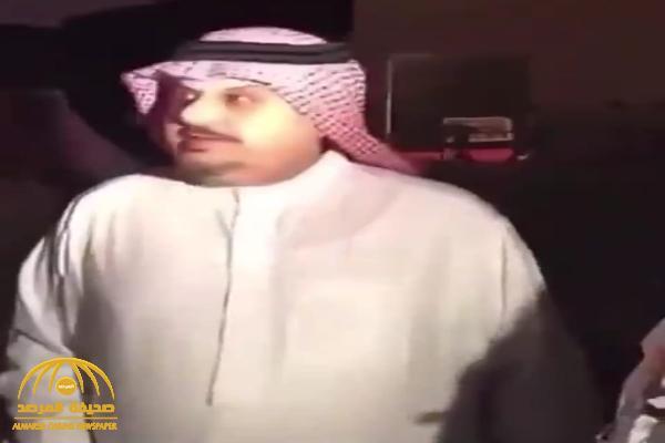 """""""عبدالرحمن بن مساعد"""" يكشف حقيقة فيديو متداول لاستقباله حكم مباراة الهلال وأوراوا ريدز الياباني"""