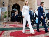 """بعدما خطفت الأنظار بالزي المغربي.. شاهد : إيفانكا ترامب تفاجئ الجميع بـ""""رقصة عربية"""""""