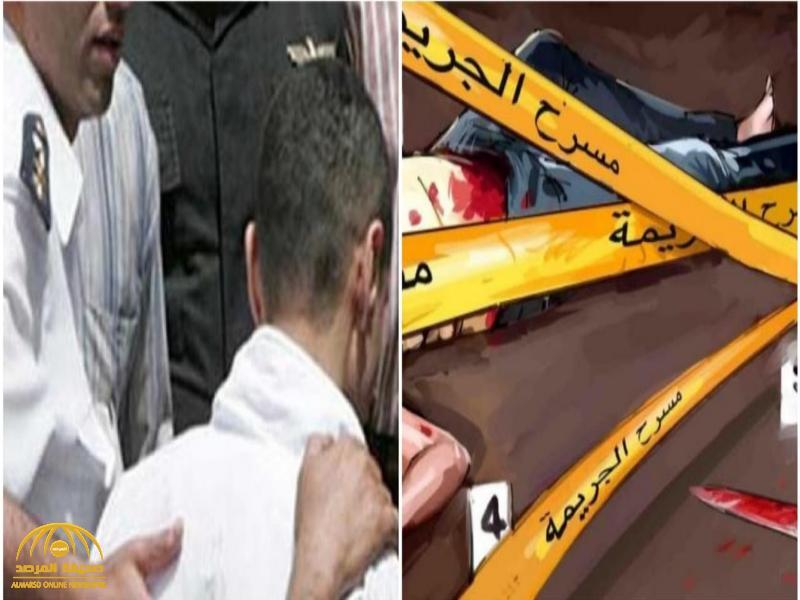 أخويا ومراتي فضحوني .. مصري يقتل شقيقه ويروي تفاصيل الجريمة ويتهم زوجته بالزنا