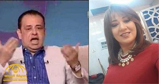 فنان مصري يتهم زوجته الإعلامية بالجمع بين زوجين .. والأخيرة تفجر مفاجأة!