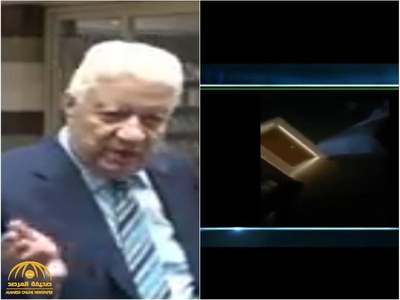 مرتضى منصور يخرج عن صمته ويعلق على الفيديو المخل داخل غرفة النوم.. ويكشف علاقته بالمقطع المسرب!