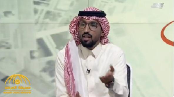 """بالفيديو..  محلل رياضي سعودي  : أتمنى فوز """"أوراوا""""  على الهلال ولا أحد يشكك في وطنيتي!"""