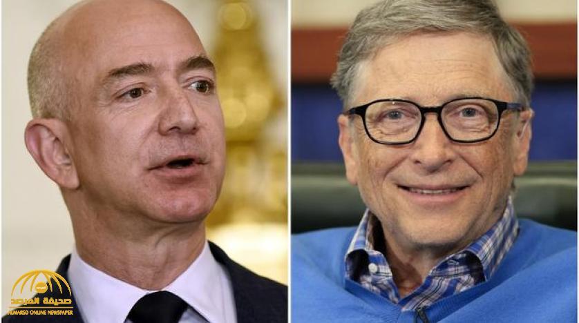 مفاجأة بيل غيتس يعود كأول أغنى رجل في العالم  والسر في منافسه.. تعرف على حجم ثروته الضخمة!