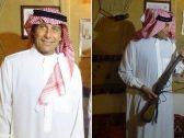 شاهد : مدرب نادي شهير عالمياً يزور المملكة ويحمل السلاح ويرتدي الزي السعودي