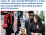 ملكة جمال بريطانيا وصديقة لاعب ليفربول الإنجليزي تقع في شباك داعش ! – فيديو وصور