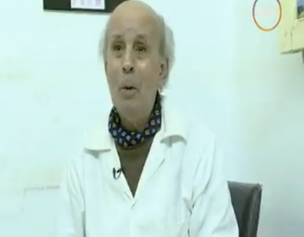 بالفيديو: طبيب الغلابة يكشف سر علاج المصريين بـ 3جنيهات فقط منذ 30 عاما !