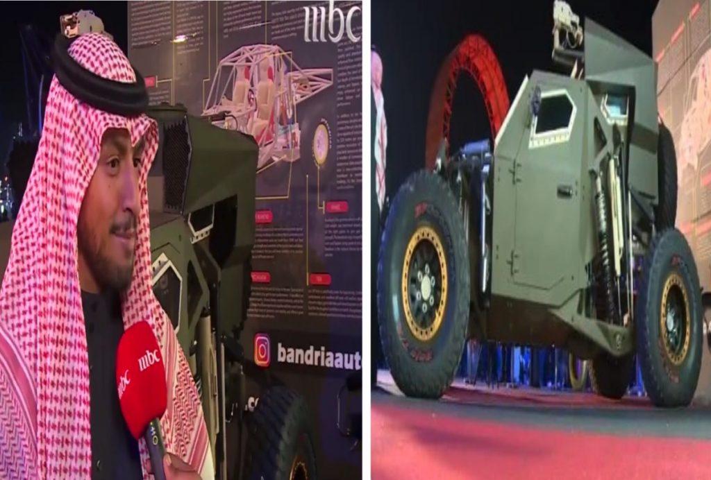 """بالفيديو.. شاب سعودي يروي تجربته في ابتكار سيارة تمشي على قمم الجبال والطرق الوعرة.. ويكشف سر تسميتها بـ """"ناصر"""""""