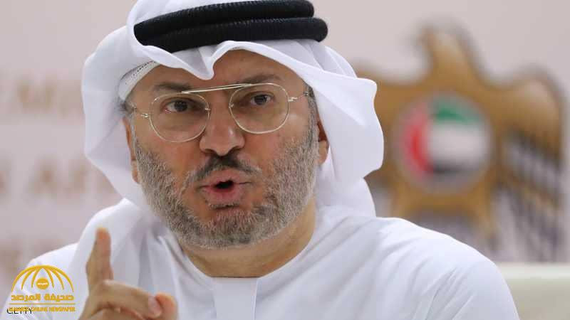 """""""قرقاش"""" يكشف عن حملة منظمة تستهدف الشيخ """"محمد بن زايد""""!"""
