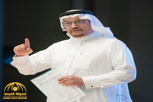 يستهدف الثانويات.. وزير التعليم يعلن عن قرب  الانتهاء من مشروع وزاري ضخم لتطوير المناهج !