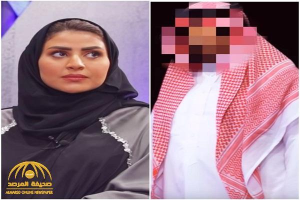 بالفيديو مذيع سعودي يصدم الإعلامية هدى الخريف ويدخل عليها طليقها فجأة أثناء برنامج تلفزيوني شاهد ردة فعلها صحيفة المرصد