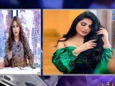 """بالفيديو:  الاعلامية الكويتية مي العيدان تهاجم  الفنانة """" أمل العوضي"""" بسبب فستانها!"""