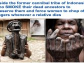 """""""نساؤها يقطعن أصابعهن"""".. تعرف على تقاليد قبيلة """"داني"""" الإندونيسية التي تُعد أغرب قبائل العالم!"""