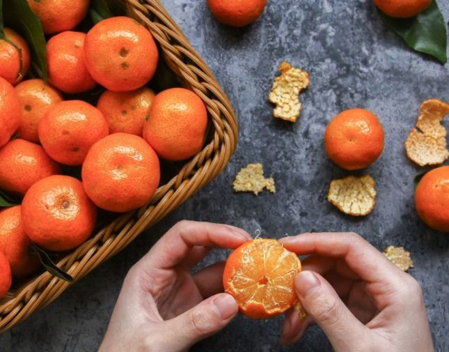 أبرزها حماية للقلب الكشف عن فوائد مذهلة لقشر البرتقال صحيفة المرصد