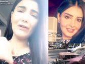 """شاهد : ممثلة كويتية تتعرض لحادث مروري بسبب وضعها """"المكياج"""" أثناء القيادة!"""