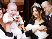 """""""تهديد بالقتل """" لرضيع ملكة جمال موسكو  طليقة ملك ماليزيا السابق … هذا ما قالته المرأة المجهولة!"""