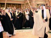 شاهد .. أمراء ووزراء يحضرون حفل زفاف نجل أمير الشرقية – فيديو وصور