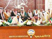 """بالفيديو : السعودية توقع مع الكويت اتفاقية هامة بشأن المنطقة  """"المغمورة """"المشتركة بين الدولتين"""