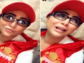شاهد : ممثلة بحرينية تبكي بعد تتويج بلادها بكأس الخليج .. وتوجه رسالة للشيخ عيسى !