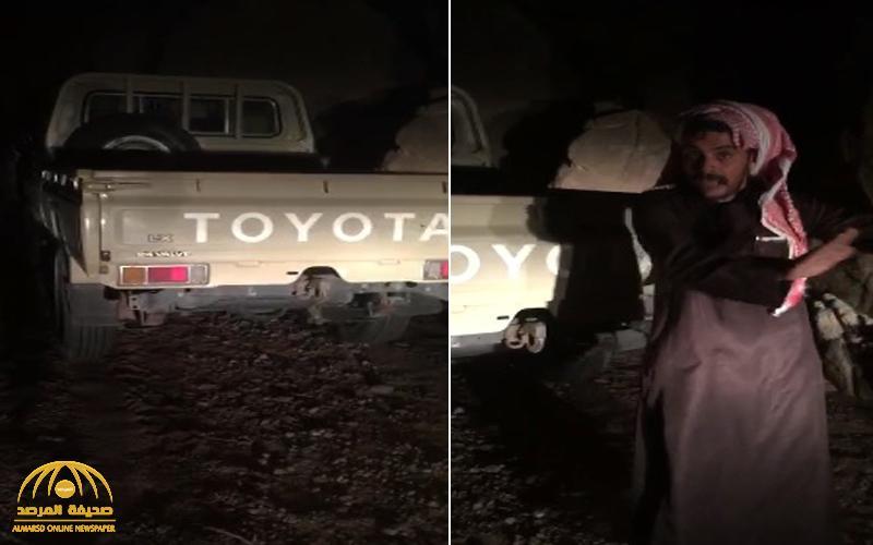 أول تعليق من شرطة تبوك بشأن مقطع لمواطن يتذمر من تجاهل الدوريات الأمنية لبلاغ سرقة سيارته – فيديو