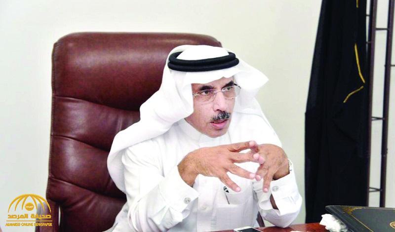 """أمر ملكي.. إعفاء """"عبد الرحمن الحصين"""" رئيس  هيئة الرقابة والتحقيق من منصبه"""