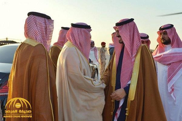 بعد تأسيس مكتب له بالمحافظة .. نائب أمير مكة يباشر عمله لمدة أسبوع في الطائف لهذا السبب !