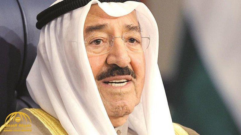 """أول تعليق من أمير الكويت بشأن الاعتداء على رئيس مجلس الأمة """" مرزوق الغانم"""" في  مقبرة الصليبخات!"""