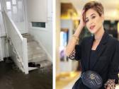 شاهد … أمطار الكويت تفاجئ  الفاشينيستا نهى نبيل  وتغرق منزلها للمرة الثانية !