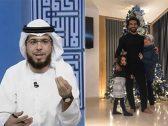 """الداعية """"وسيم يوسف"""" يعلق على احتفال صلاح مع زوجته بـ""""الكريسماس"""""""