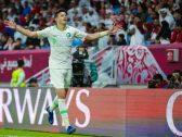 """بعد فوز """"السعودية"""" على المنتخب القطري .. رسمياً هذا هو أفضل لاعب في المباراة !"""