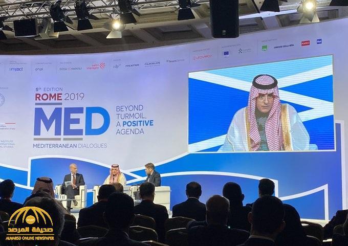 الجبير يعلن عن إمكانية للتوصل إلى تهدئة في اليمن تتبعها تسوية للأزمة .. ويعلق على الدور الحوثي بشأن مستقبل بلاده