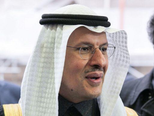 كيف رد الأمير عبدالعزيز بن سلمان على سؤال بشأن احتمالية عقد اتفاق لشراء الغاز من قطر ؟