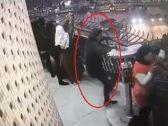 شاهد لحظة انتحار طالب مصري من أعلى برج في القاهرة