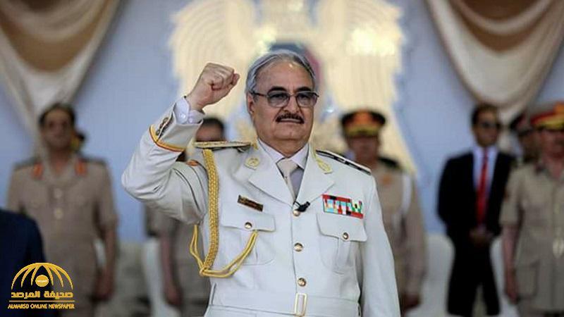 """""""حفتر"""" يعلن بدء المعركة الحاسمة ويدعو للتقدم باتجاه قلب طرابلس : """"تقدموا الآن أيها الأبطال"""""""