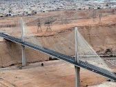 أحد أكبر الجسور المعلقة في العالم.. كل ما تريد معرفته عن جسر وادي لبن بالرياض – صور
