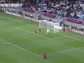 """بالفيديو : السعودية تفوز على قطر بهدف وتتأهل لنهائي """"خليجي 24"""""""