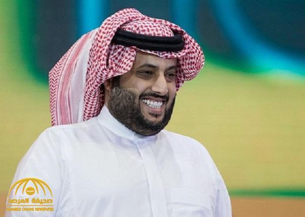 """تركي آل الشيخ يستعد لحفلة ميدل بيست بـ """"البندانة"""" : """"ضيعت مراهقتي اسمع كسرات بروح انبسط وولعها"""""""