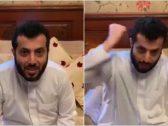 خلال رحلته العلاجية.. شاهد : تركي آل الشيخ يوجه رسالة لجمهوره