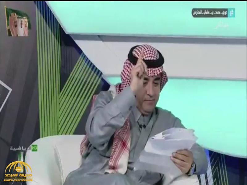 شاهد.. محمد الغامدي: الإعلام الهلالي يضلل المعلومات.. والكثير من بطولات الهلال بالترشيح !