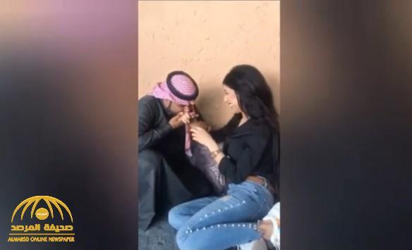 توجيه عاجل من أمير الحدود الشمالية تجاه شاب ظهر يقبل يد فتاة في مقطع فيديو