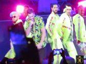 """خلال موسم الرياض ..شاهد.. أداء استعراضي لـ""""سعد لمجرد"""" في أولى حفلاته بعد  سنوات  من الغياب !"""