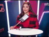 """بالفيديو: """"أحلام"""" تكشف مفاجأة بشأن مهنتها قبل احترافها للغناء .. وتوضح سبب تحطيم هواتفها!"""