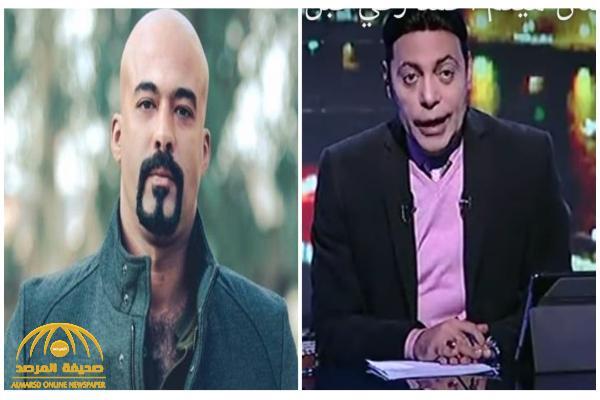 """بالفيديو: إعلامي مصري يفجر مفاجأة بشأن تورط الفنان الراحل """"هيثم أحمد زكي"""" في جريمة قتل"""