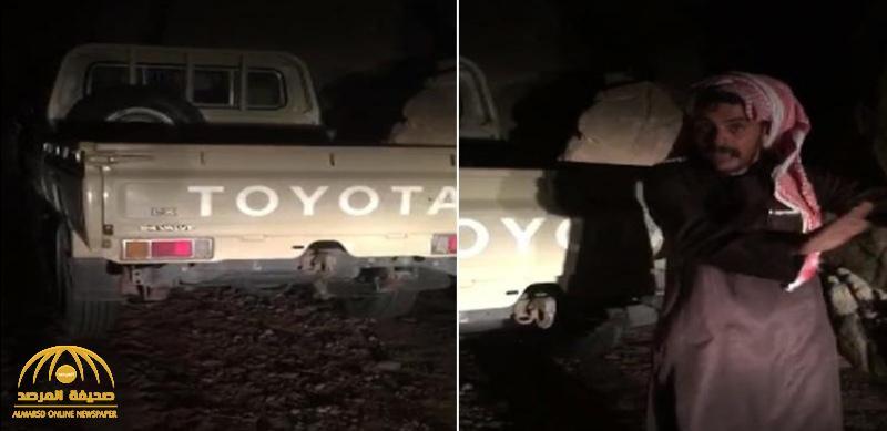 شرطة تبوك تكشف آخر تطورات واقعة المواطن الذي ظهر في فيديو يتذمر من تجاهل الدوريات الأمنية لبلاغ سرقة سيارته!