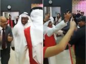 شاهد.. برنامج بحريني يتحول لوصلة رقص بعد تتويج البحرين بكأس الخليج لأول مرة !