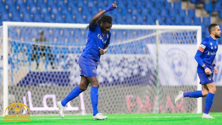 """تعرف على قائمة ترتيب هدافي الدوري السعودي بعد هاتريك """"غوميز"""" في مباراة الهلال ضد العدالة -صورة"""