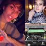 """شاهد: الفاشينيستا الكويتية خلود تثير الجدل بسبب صورها على """"تاكسي"""" لندن!"""