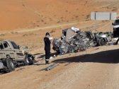 مأساة على طريق الرياض – القصيم .. تفاصيل مصرع عائلة سورية من 7 أشخاص في حادث مروع