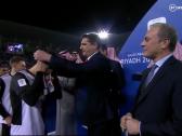 شاهد : تصرف غير رياضي لرونالدو بعد خسارة فريقه مباراة السوبر الإيطالي في الرياض!