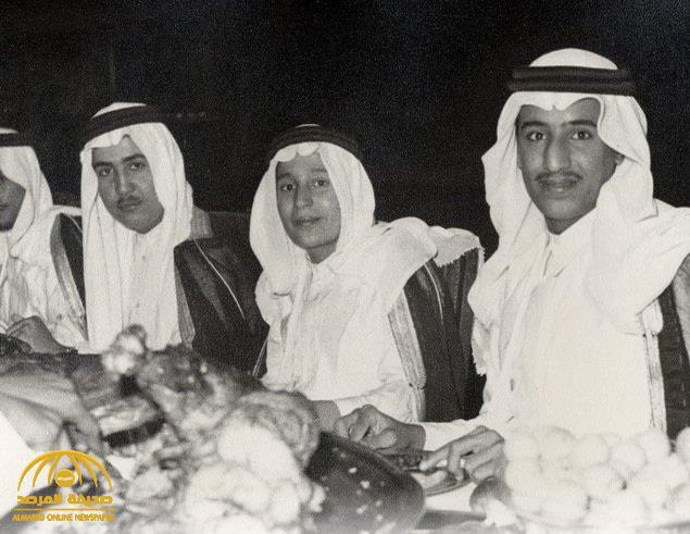 كيف ظهر الملك سلمان في عمر الـ ١٨ عاما شاهد صورة نادرة له خلال