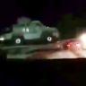 شاهد بالفيديو: إيران تهرب ليلًا شاحنات عسكرية مليئة بالصواريخ الباليستية إلى العراق!